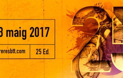 La 25a CabrerèsBTT tindrà lloc els 27 i 28 de Maig de 2017