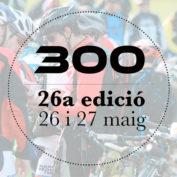 JA SOM 300!